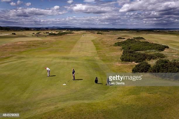 Golf Link Clubs House.St.Andrews. scotland