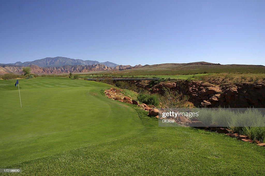 Golf : Stock Photo