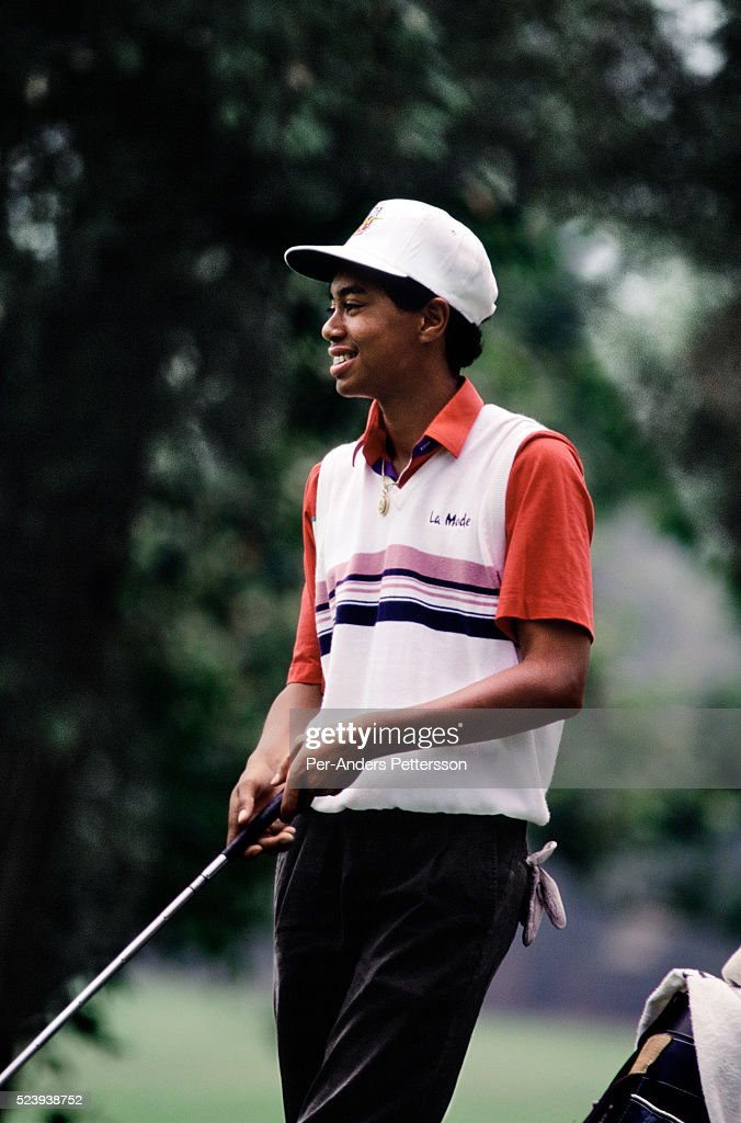 a biography of tiger woods the golf player Tiger's father was a member of the military and had playing privileges at the navy golf course beside the joint forces training base in los alamitos, which allowed tiger to play there tiger also played at the par 3 heartwell golf course in long beach, as well as.