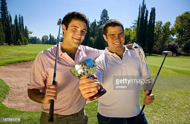 Golf Players Winners