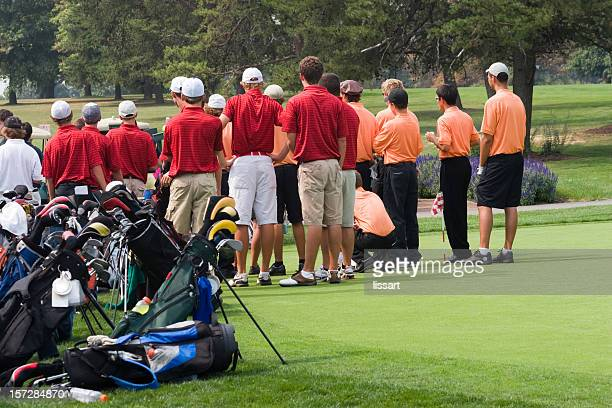Golf - Teams Meet