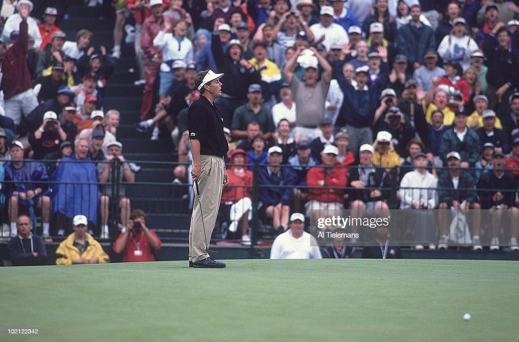 Phil Mickelson, 1999 US Open - Final Round
