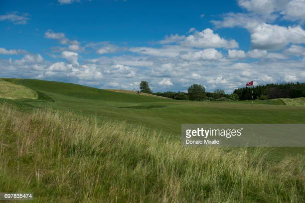 US Open Scenic view of the course during Sunday play at Erin Hills GC Hartford WI CREDIT Donald Miralle