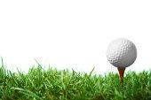 Golfball en T