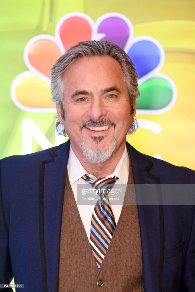 Golfer David Feherty attends the NBCUniversal Press Junket at the Four Seasons Hotel New York on March 2, 2017 in New York City.