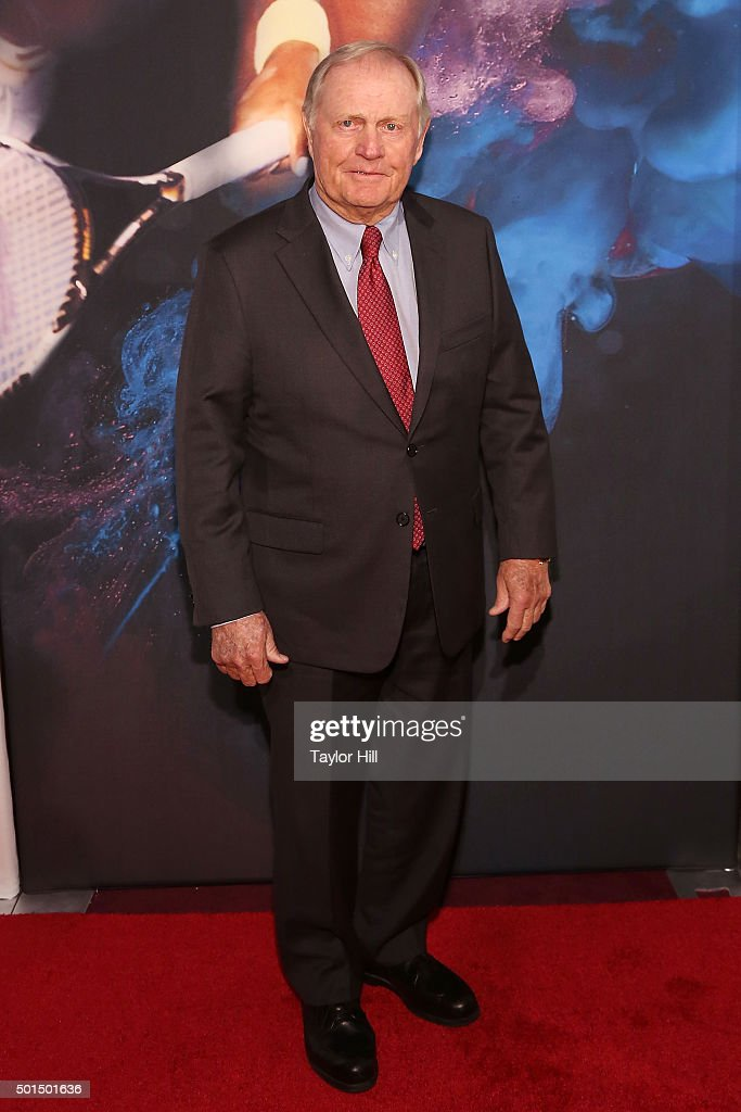 Golfer Jack Nicklaus attends the 2015 Sports Illustrated Sportsperson Of The Year Ceremony at Pier Sixty at Chelsea Piers on December 15, 2015 in New York City.