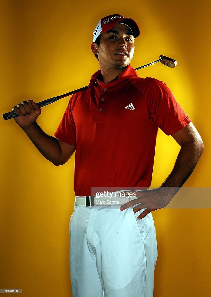 PGA golfer <a gi-track='captionPersonalityLinkClicked' href=/galleries/search?phrase=Jason+Day+-+Golfeur&family=editorial&specificpeople=4534484 ng-click='$event.stopPropagation()'>Jason Day</a> poses for photos in Orlando, Florida in November of 2007.