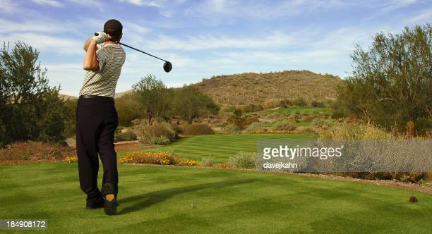 Golfer Panoramic - Large
