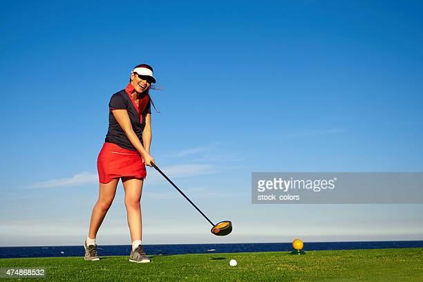 Golf-Tag