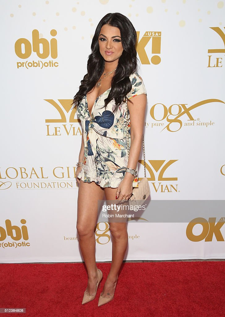 OK! Magazine's Pre-Oscar Party In Support Of Global Gift Foundation - Arrivals