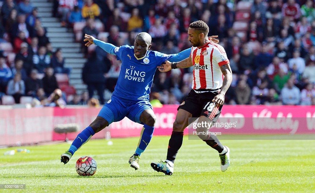 Sunderland v Leicester City - Premier League