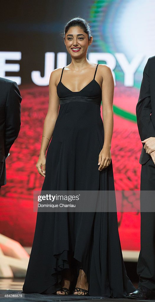 <a gi-track='captionPersonalityLinkClicked' href=/galleries/search?phrase=Golshifteh+Farahani&family=editorial&specificpeople=5535488 ng-click='$event.stopPropagation()'>Golshifteh Farahani</a> attends the award Ceremony 2013' At 13th Marrakech International Film Festival on December 7, 2013 in Marrakech, Morocco.
