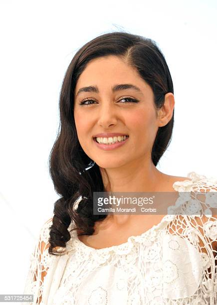 Golshifteh Farahani attends the 'Paterson' Photocall at the annual 69th Cannes Film Festival at Palais des Festivals on May 16 2016 in Cannes France