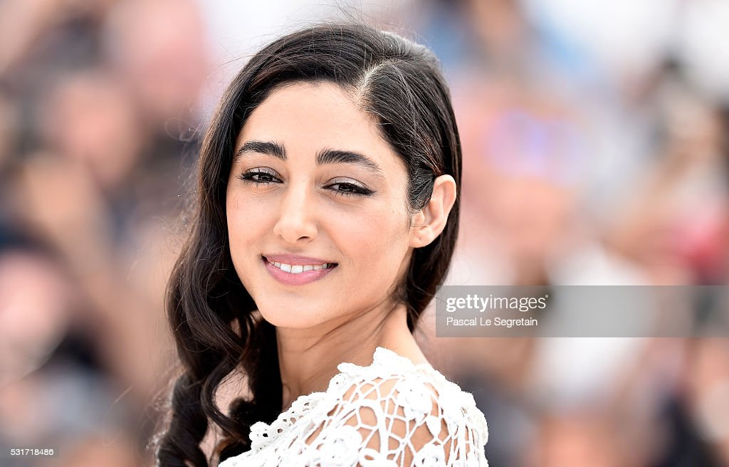 <a gi-track='captionPersonalityLinkClicked' href=/galleries/search?phrase=Golshifteh+Farahani&family=editorial&specificpeople=5535488 ng-click='$event.stopPropagation()'>Golshifteh Farahani</a> attends the 'Paterson' photocall during the 69th annual Cannes Film Festival at the Palais des Festivals on May 16, 2016 in Cannes, France.