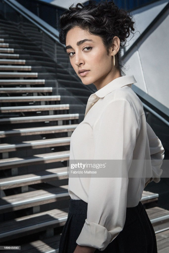 <a gi-track='captionPersonalityLinkClicked' href=/galleries/search?phrase=Golshifteh+Farahani&family=editorial&specificpeople=5535488 ng-click='$event.stopPropagation()'>Golshifteh Farahani</a> is photographed for Self Assignment on May 20, 2013 in Cannes, France.