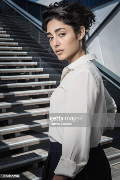 Golshifteh Farahani is photographed for Self Assignment on May 20 2013 in Cannes France