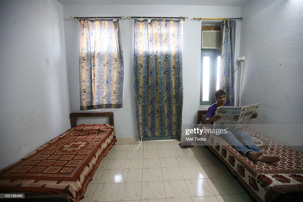 Gomti Niwas Hostel for Boys at Kamla Nagar.