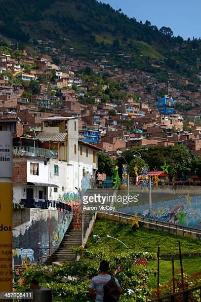 Gondola in Medellin