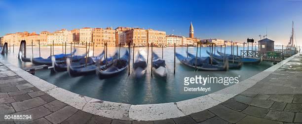 Gondole a Venezia-Panorama