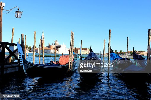 gondolas : Stock Photo