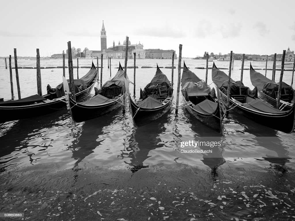 gondolas : Stock Photo