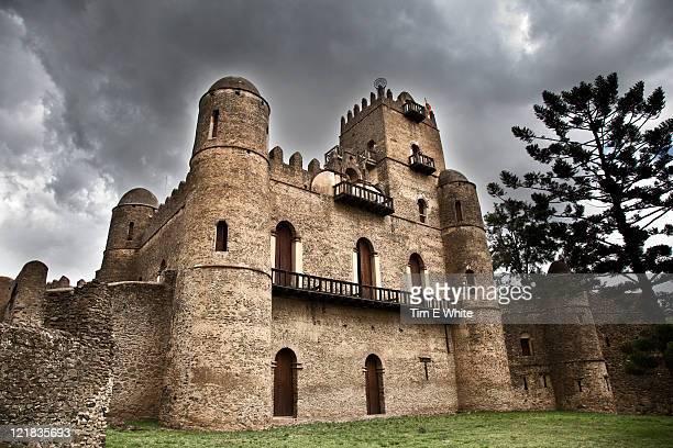 Gondor castle, Ethiopia, Africa