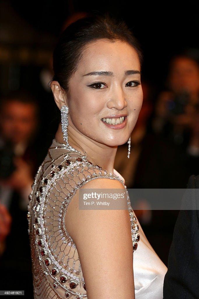 Gong Li naked 53