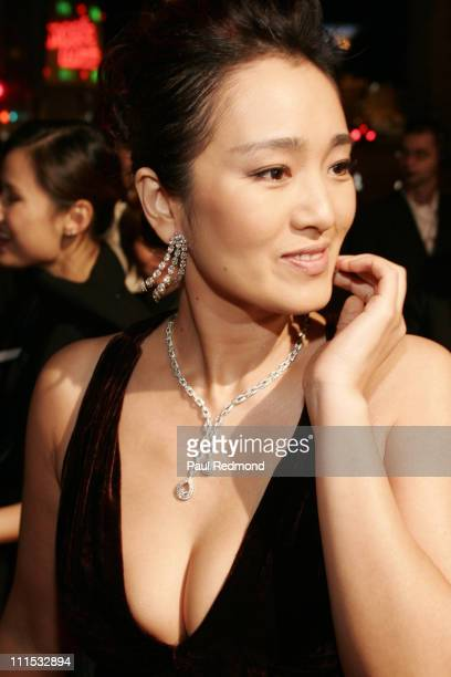 Gong Li Stock Photos And Pictures Getty Images