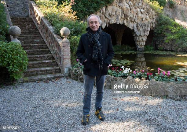 Gonzalo de Castro poses for the press on the set of his latest film 'Matar al Padre' on November 15 2017 in Barcelona Spain
