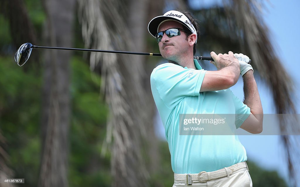 Gonzalo Fdez-Castano of Spain during the Pro-Am of the 2014 Volvo Golf Champions at Durban Country Club on January 8, 2014 in Durban, South Africa.