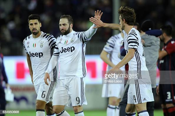 Cagliari Calcio v Juventus FC - Serie A : News Photo