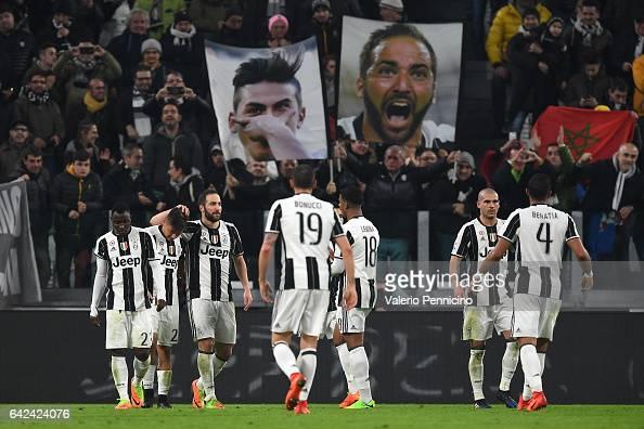 Juventus FC v US Citta di Palermo - Serie A : News Photo