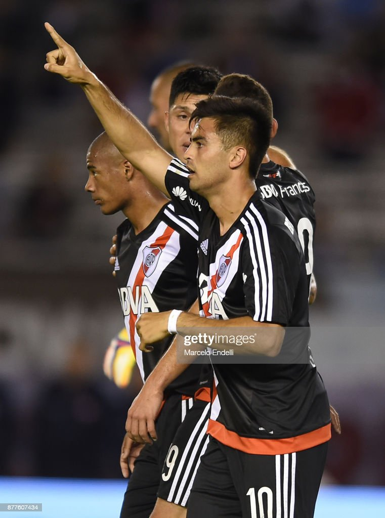 River Plate v Union - Superliga 2017/18