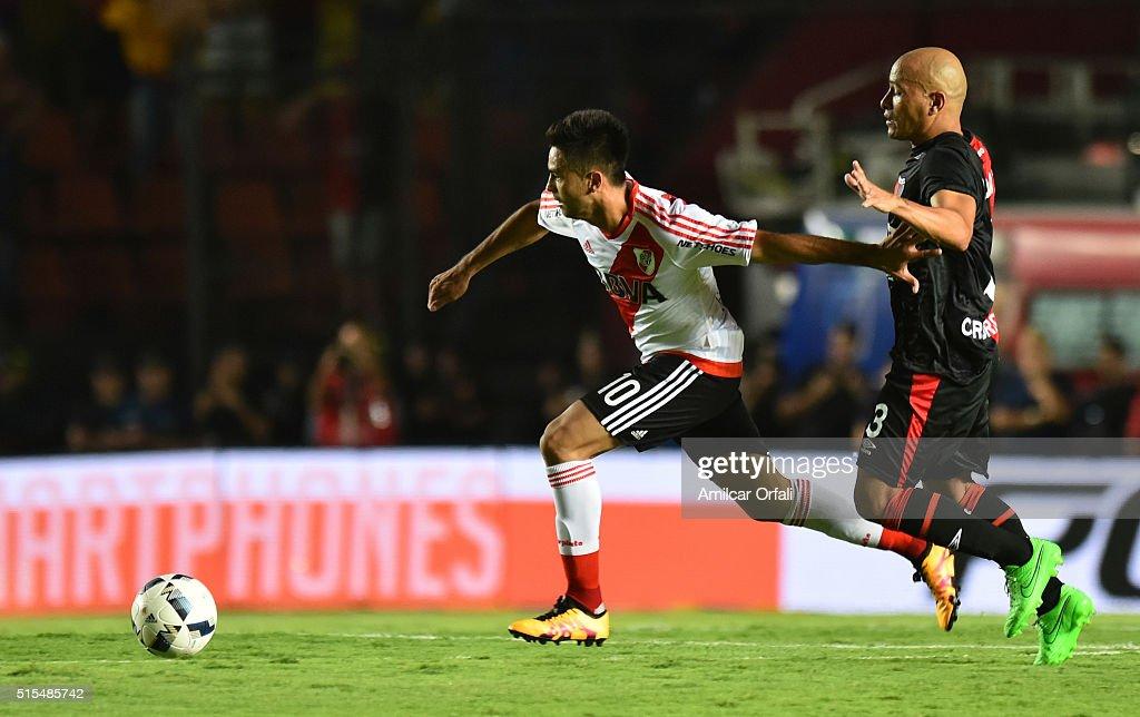 Colon v River Plate - Torneo Transicion 2016