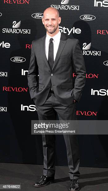 Gonzalo Miro attends the InStyle Magazine 10th anniversary party on October 21 2014 in Madrid Spain