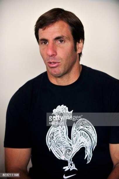 Gonzalo Quesada Conference de presse / Point Presse Equipe de France Coupe du Monde de Rugby 2011 Auckland