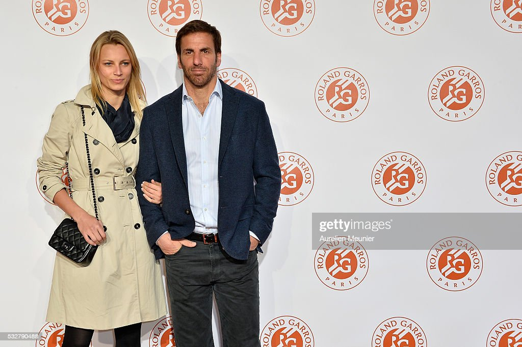 <a gi-track='captionPersonalityLinkClicked' href=/galleries/search?phrase=Gonzalo+Quesada&family=editorial&specificpeople=685928 ng-click='$event.stopPropagation()'>Gonzalo Quesada</a> attends the Roland Garros players' party at Grand Palais on May 19, 2016 in Paris, France.