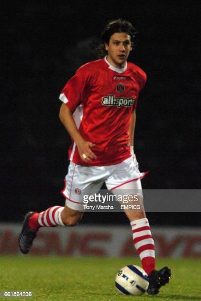 Gonzalo Sorondo Charlton Athletic