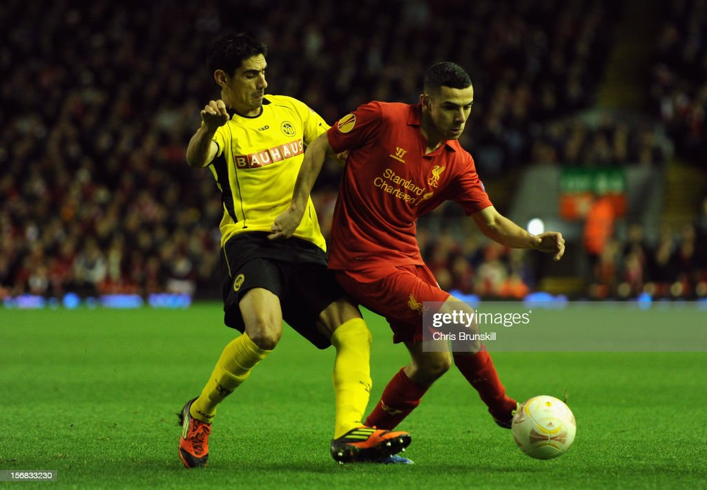 Liverpool FC v BSC Young Boys - UEFA Europa League