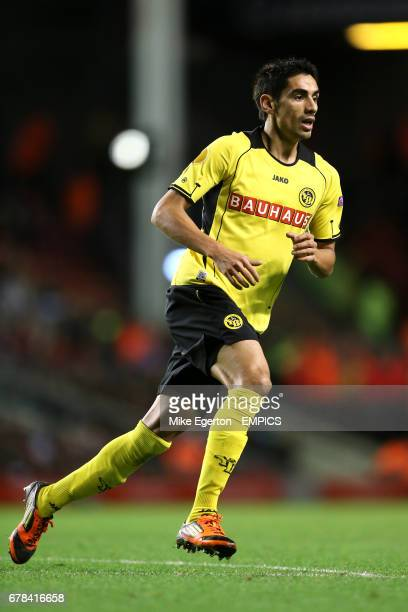Gonzalo Zarate Young Boys