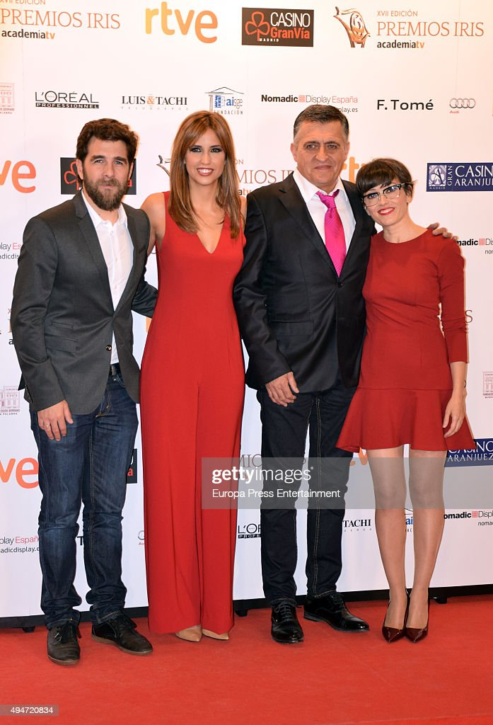 XVII Iris TV Awards 2015 Gala