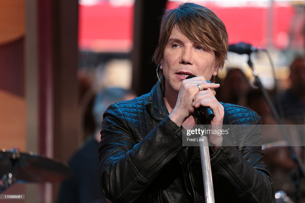 AMERICA - Goo Goo Dolls perform live on 'Good Morning America,' 6/11/13, airing on the ABC Television Network. GOO