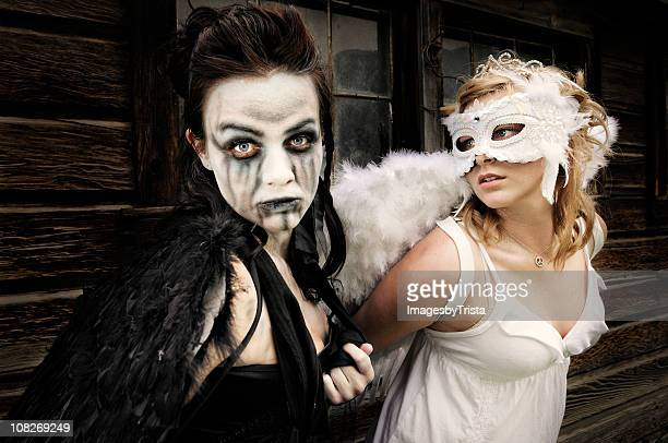 Good and Evil Angels