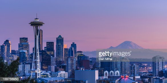 Good evening, Seattle!
