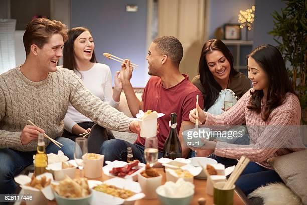 good food great friends