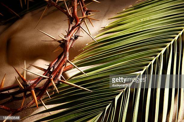 Good Friday and Palm Sunday
