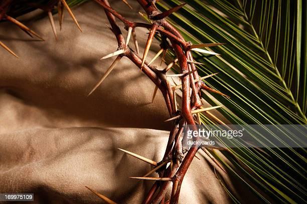 Boa sexta-feira e Palm Domingo