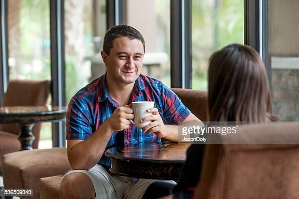 Buoni amici e un buon caffè