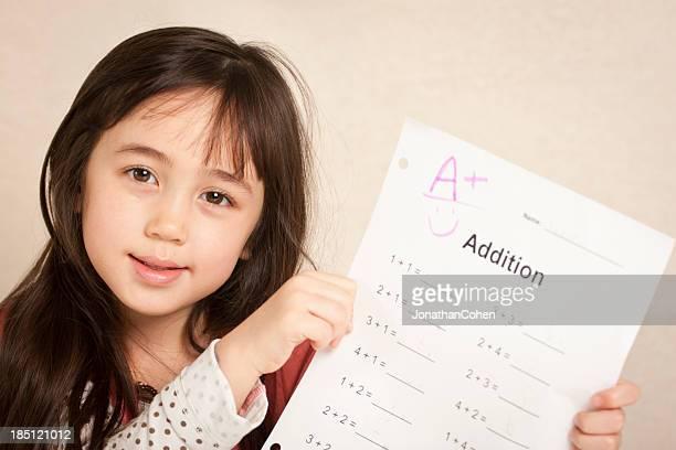 Good Grade on Math