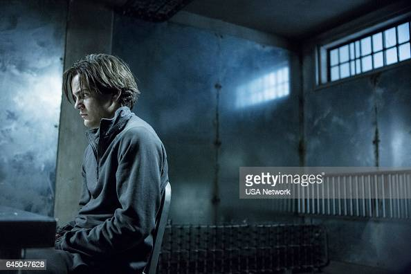 COLONY 'Good Intentions' Episode 208 Pictured Alex Neustaedter as Bram Bowman